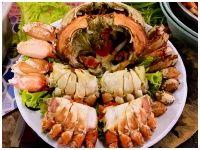 Napha Thachalaep Restaurant : ร้านอาหารนภาท่าแฉลบ จันทบุรี
