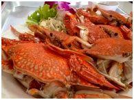 The Krok Seafood Restaurant : ร้านอาหารเดอะครก ซีฟู้ด จันทบุรี