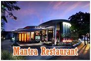 Mantra Restaurant and Bar Pattaya : มันตราเรสเทอรองค์ แอนด์ บาร์ พัทยา