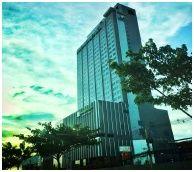 Holiday Inn and Suites Rayong City Centre : โรงแรมฮอลิเดย์ อินน์ แอนด์ สวีทส์ ระยอง ซิตี้ เซ็นเตอร์