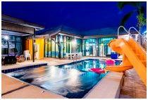 BaanPowpool Pool Villa : บ้านพาวพูล พูลวิลล่า ชะอำ