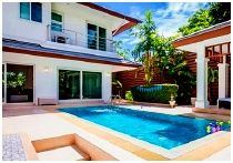 The Rest Pool Villa Pattaya : เดอะเรส พูลวิลล่า พัทยา