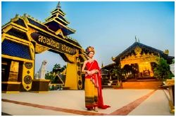 Suan Thai Pattaya : สวนไทย พัทยา