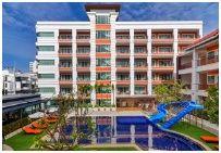 FX Hotel Pattaya : โรงแรม เอฟ เอ็กซ์ โฮเทล พัทยา