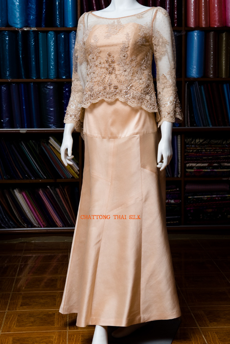 Tailored Silk cloth for Women