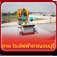ศาล โรงไฟฟ้ากาญจนบุรี