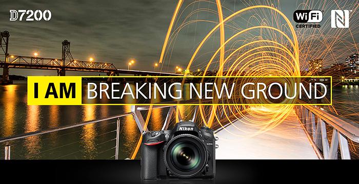 Nikon D7200 thai hatyai