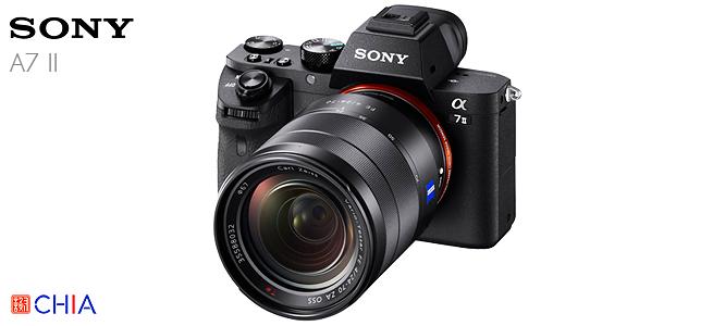 Sony A7 II โซนี่ กล้อง เลนส์ เจีย หาดใหญ่ Hatyai Camera Lens