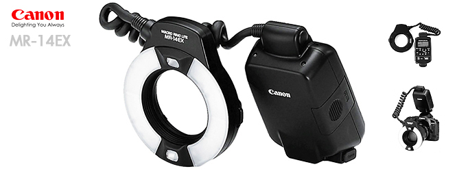Canon MR-14EX Ring Flash