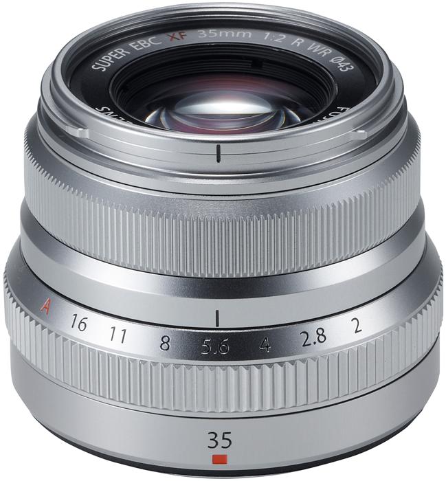 Lens Fujinon XF 35 f2 R WR ประกันเจีย