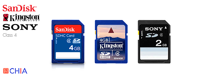 SD Card 4GB 8GB 16GB