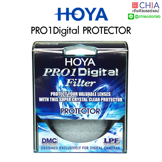 [ เจียหาดใหญ่ ] Hoya PRO1Digital Protector 82 77 72 67 62 58 55 52 49 43 40 37 Hatyai Filter