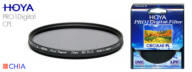Hoya PRO1Digital CPL Filter 52 58 62 67 72 77 mm