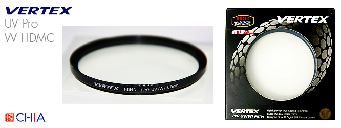 Vertex UV Pro W HDMC Filter ฟิลเตอร์