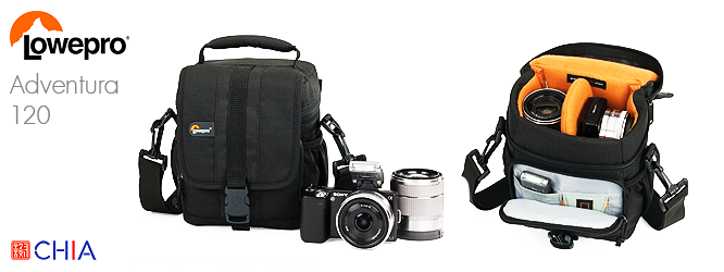 Lowepro Adventura 120 DSLR Bag