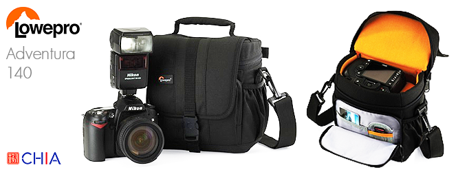 Lowepro Adventura 140 DSLR Bag