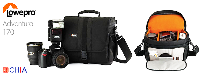 Lowepro Adventura 170 DSLR Bag