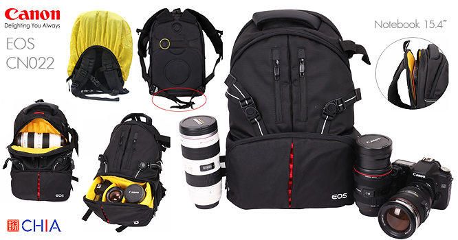Canon EOS CN022 DSLR Bag