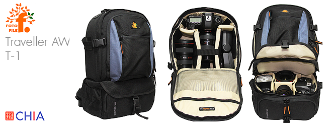 FotoFile Traveller AW T-1 DSLR Bag