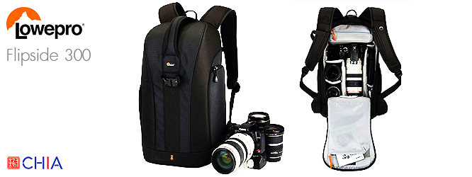 Lowepro Flipside 300 DSLR Bag