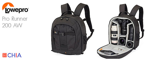 Lowepro Pro Runner 200 AW DSLR Bag