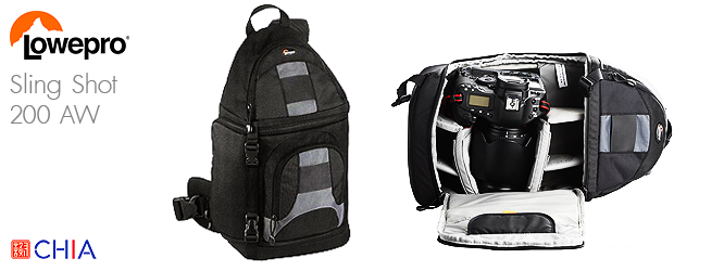 Lowepro Sling Shot 200 AW DSLR Bag