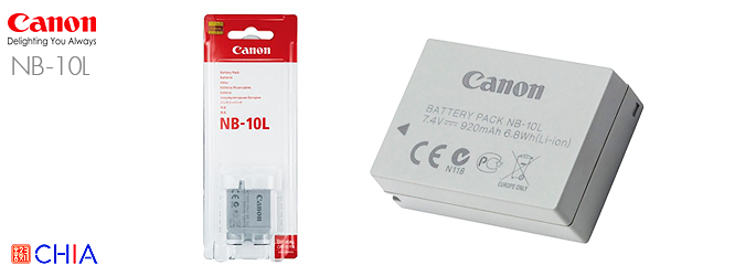 Battery Canon NP-10L