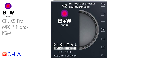 B+W CPL XS-Pro MRC2 Nano KSM (Hight Transmission) Filter 52 58 62 67 72 77 mm Hatyai ฟิลเตอร์ เจีย หาดใหญ่