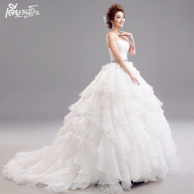 เช่าชุดแต่งงานวันจริง ชุดวิวาห์ไทย เจ้าบ่าวเจ้าสาว พรีเวดดิ้ง หาดใหญ่ เจียสตูดิโอ ราคาถูก prewedding-dress-rental-hatyai--10