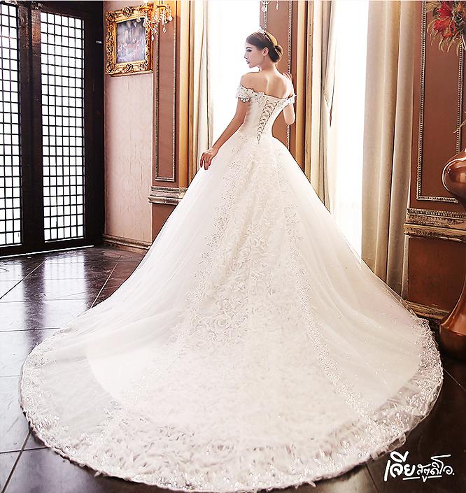 เช่าชุดแต่งงานวันจริง ชุดวิวาห์ไทย เจ้าบ่าวเจ้าสาว พรีเวดดิ้ง หาดใหญ่ เจียสตูดิโอ ราคาถูก prewedding-dress-rental-hatyai--15