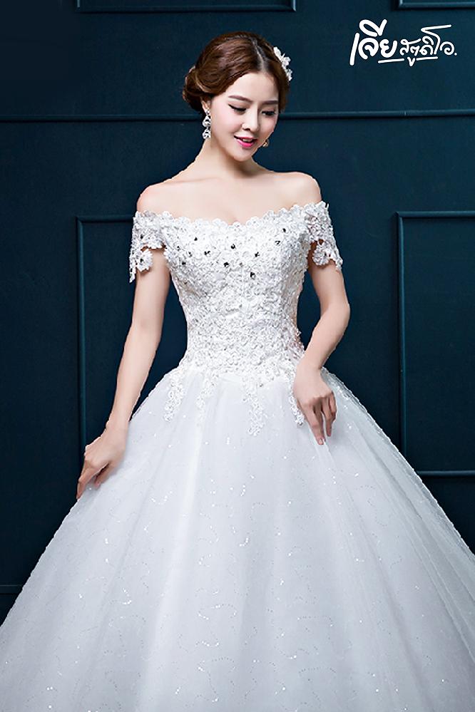 เช่าชุดแต่งงานวันจริง ชุดวิวาห์ไทย เจ้าบ่าวเจ้าสาว พรีเวดดิ้ง หาดใหญ่ เจียสตูดิโอ ราคาถูก prewedding-dress-rental-hatyai--22