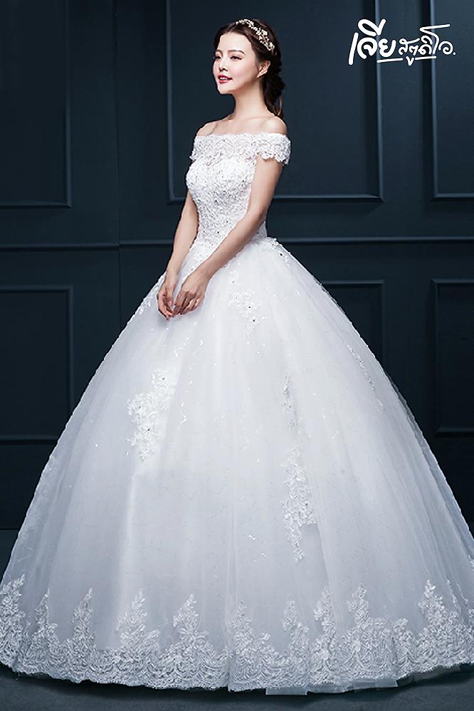 เช่าชุดแต่งงานวันจริง ชุดวิวาห์ไทย เจ้าบ่าวเจ้าสาว พรีเวดดิ้ง หาดใหญ่ เจียสตูดิโอ ราคาถูก prewedding-dress-rental-hatyai--25