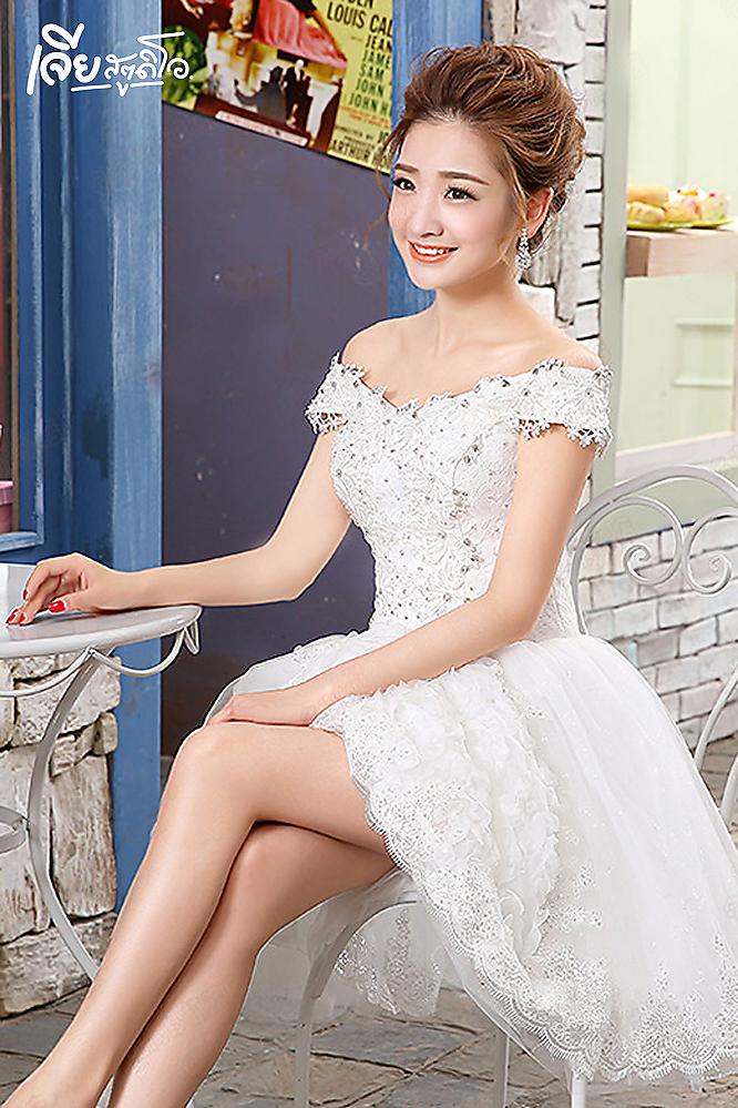 เช่าชุดแต่งงานวันจริง ชุดวิวาห์ไทย เจ้าบ่าวเจ้าสาว พรีเวดดิ้ง หาดใหญ่ เจียสตูดิโอ ราคาถูก prewedding-dress-rental-hatyai--26