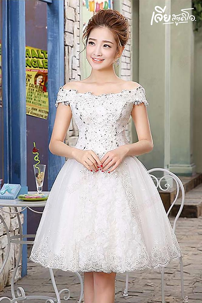 เช่าชุดแต่งงานวันจริง ชุดวิวาห์ไทย เจ้าบ่าวเจ้าสาว พรีเวดดิ้ง หาดใหญ่ เจียสตูดิโอ ราคาถูก prewedding-dress-rental-hatyai--27