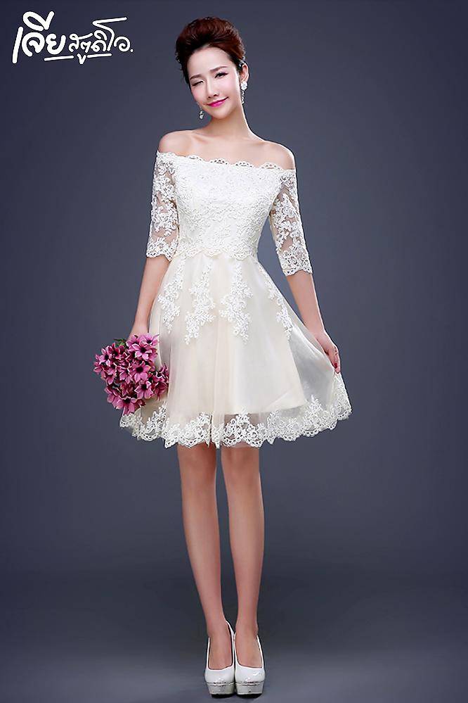 เช่าชุดแต่งงานวันจริง ชุดวิวาห์ไทย เจ้าบ่าวเจ้าสาว พรีเวดดิ้ง หาดใหญ่ เจียสตูดิโอ ราคาถูก prewedding-dress-rental-hatyai--28