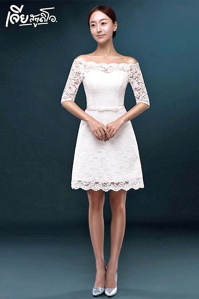 เช่าชุดแต่งงานวันจริง ชุดวิวาห์ไทย เจ้าบ่าวเจ้าสาว พรีเวดดิ้ง หาดใหญ่ เจียสตูดิโอ ราคาถูก prewedding-dress-rental-hatyai--30