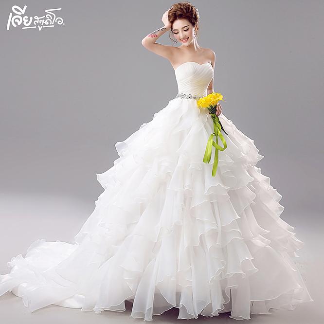 เช่าชุดแต่งงานวันจริง ชุดวิวาห์ไทย เจ้าบ่าวเจ้าสาว พรีเวดดิ้ง หาดใหญ่ เจียสตูดิโอ ราคาถูก prewedding-dress-rental-hatyai--9