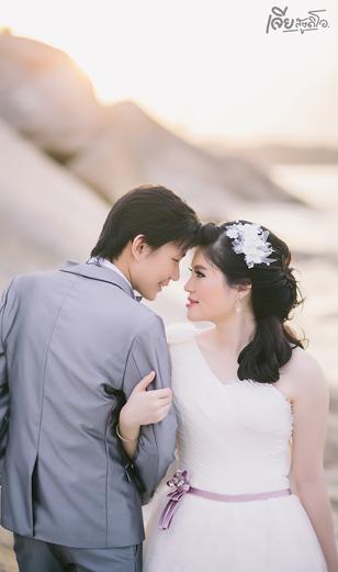 Prewedding Hatyai หาดใหญ่ สวยๆ ถ่ายภาพแต่งงาน รูปพรีเวดดิ้ง แพ็คเกจเช่าชุด วิวาห์ ไทย เจ้าสาว ช่างภาพงานแต่ง เจียสตูดิโอ ดิว-1k