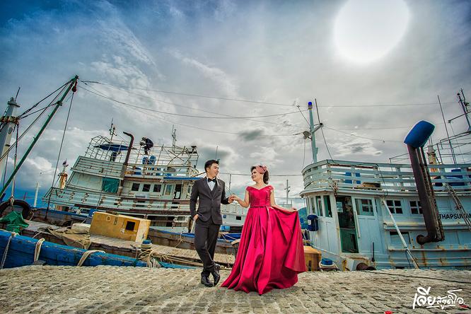 Prewedding Hatyai หาดใหญ่ สวยๆ ถ่ายภาพแต่งงาน รูปพรีเวดดิ้ง แพ็คเกจเช่าชุด วิวาห์ ไทย เจ้าสาว ช่างภาพงานแต่ง เจียสตูดิโอ-20