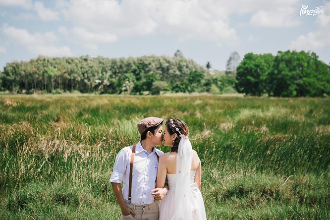 Prewedding Hatyai หาดใหญ่ สวยๆ ถ่ายภาพแต่งงาน รูปพรีเวดดิ้ง แพ็คเกจเช่าชุด วิวาห์ ไทย เจ้าสาว ช่างภาพงานแต่ง เจียสตูดิโอ ดิว-3
