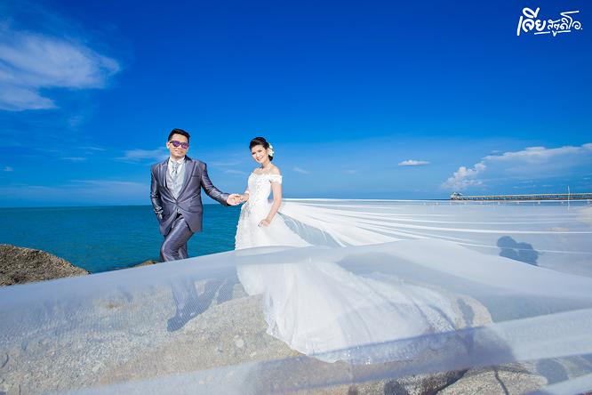 Prewedding Hatyai หาดใหญ่ สวยๆ ถ่ายภาพแต่งงาน รูปพรีเวดดิ้ง แพ็คเกจเช่าชุด วิวาห์ ไทย เจ้าสาว ช่างภาพงานแต่ง เจียสตูดิโอ 1-5