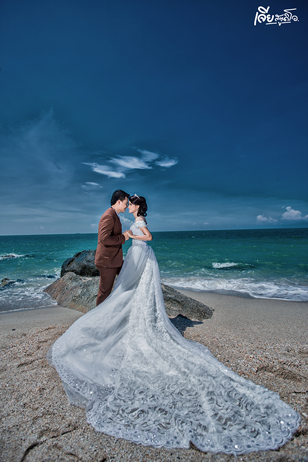 Prewedding Hatyai หาดใหญ่ สวยๆ ถ่ายภาพแต่งงาน รูปพรีเวดดิ้ง แพ็คเกจเช่าชุด วิวาห์ ไทย เจ้าสาว ช่างภาพงานแต่ง เจียสตูดิโอ 1-6