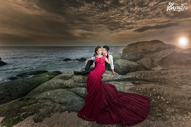 Prewedding Hatyai หาดใหญ่ สวยๆ ถ่ายภาพแต่งงาน รูปพรีเวดดิ้ง แพ็คเกจเช่าชุด วิวาห์ ไทย เจ้าสาว ช่างภาพงานแต่ง เจียสตูดิโอ 1-7