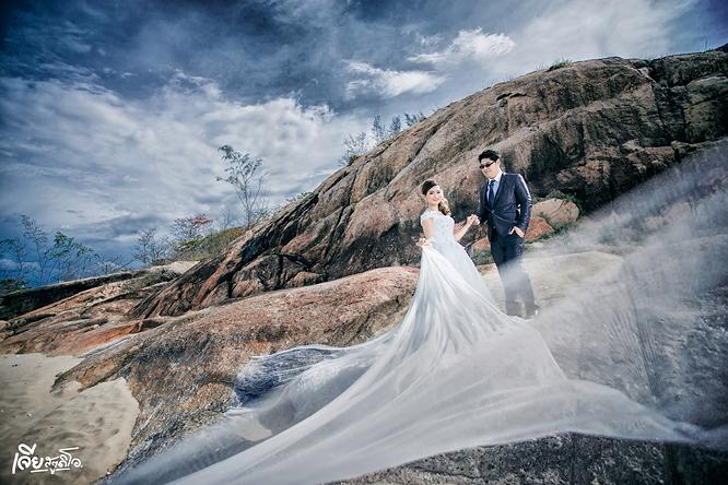 Prewedding Hatyai หาดใหญ่ สวยๆ ถ่ายภาพแต่งงาน รูปพรีเวดดิ้ง แพ็คเกจเช่าชุด วิวาห์ ไทย เจ้าสาว ช่างภาพงานแต่ง เจียสตูดิโอ 1-8