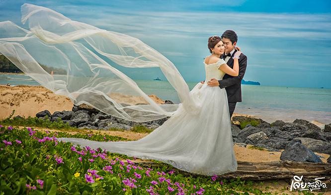 Prewedding Hatyai หาดใหญ่ สวยๆ ถ่ายภาพแต่งงาน รูปพรีเวดดิ้ง แพ็คเกจเช่าชุด วิวาห์ ไทย เจ้าสาว ช่างภาพงานแต่ง เจียสตูดิโอ-8