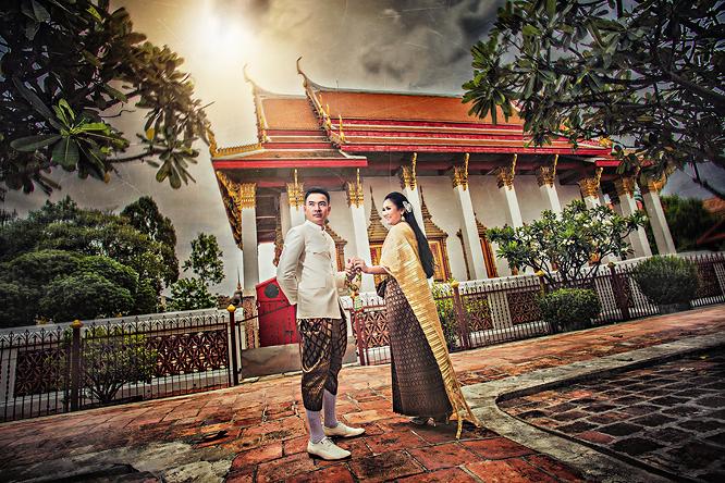 Prewedding สวยๆ ถ่ายภาพแต่งงาน รูปพรีเวดดิ้ง แพ็คเกจเช่าชุดแต่งงาน วิวาห์ ไทย เจ้าสาว ช่างภาพแต่งงานมืออาชีพ เจียสตูดิโอ หาดใหญ่ ราคาถูก Hatyai-สงขลา-7