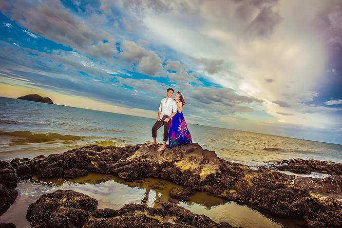 Prewedding สวยๆ ถ่ายภาพแต่งงาน รูปพรีเวดดิ้ง แพ็คเกจเช่าชุดแต่งงาน วิวาห์ ไทย เจ้าสาว ช่างภาพแต่งงานมืออาชีพ เจียสตูดิโอ หาดใหญ่ ราคาถูก Hatyai-สงขลา-11