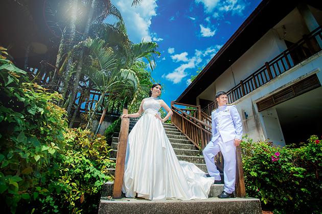 Prewedding สวยๆ ถ่ายภาพแต่งงาน รูปพรีเวดดิ้ง แพ็คเกจชุดแต่งงาน วิวาห์ ไทย เจ้าสาว ช่างภาพแต่งงานมืออาชีพ เจียสตูดิโอ หาดใหญ่ ราคาถูก Hatyai-stuidoo-4