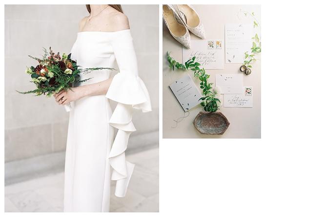 [ เจียหาดใหญ่ ] มินิมอล ขาวเรียบ เช่าชุดเจ้าสาว เพื่อนเจ้าสาว Minimal Dress Rental Hatyai-5