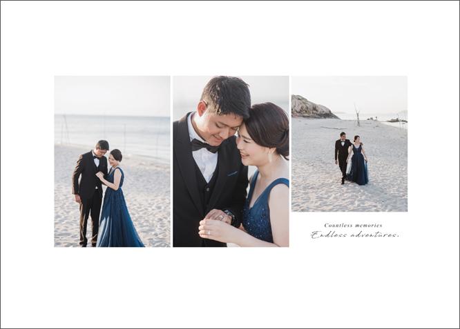 [ เจียหาดใหญ่ ] โฟโต้บุ๊ค ปกแข็ง สมุดภาพแต่งงาน Photobook Hard Cover Hatyai-44